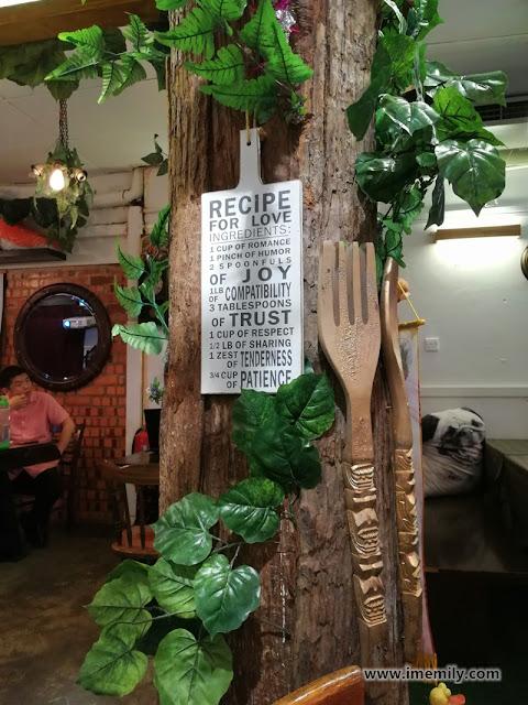 Birthday Celebration @ Ratatouille Restaurant OUG
