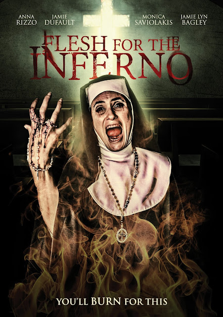 Flesh for the Inferno DVD cover