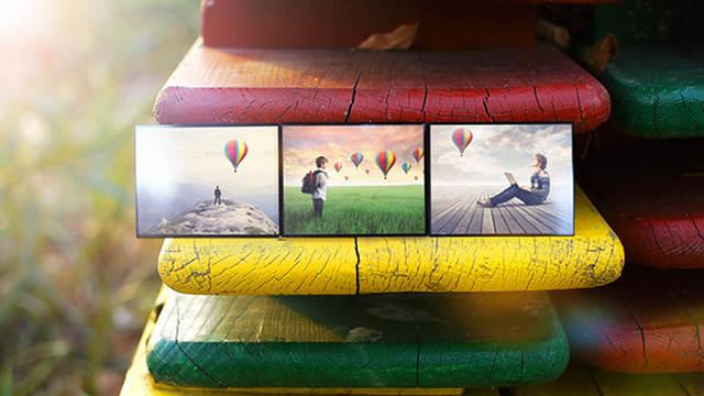 قالب افتر افكت مجاني - البوم صور احترافي 2015 للافتر افكت CS5 فأعلى
