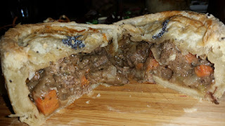 The Stable Beef Pie Review
