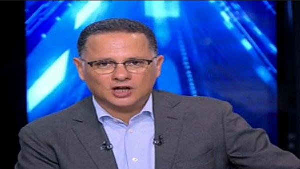 برنامج يحدث فى مصر 10/7/2018حلقة شريف عامر 10/7