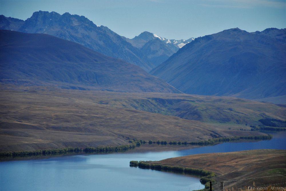 Nowa Zelandia - marzenia nie mają ceny, nie licząc ceny serka wiejskiego.