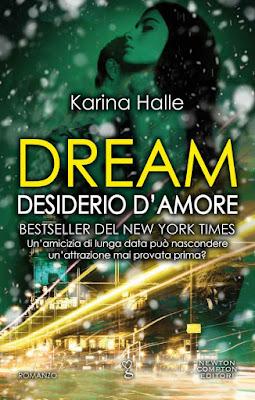 dream desiderio d'amore karina halle
