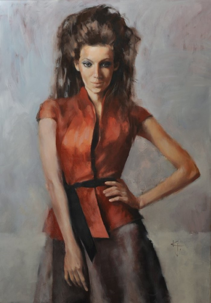 Классические роли женщин и эстетика моды. Janos Zoltan Kovacs