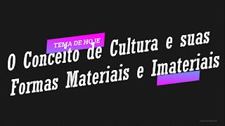 capa do vídeo sobre cultura material e imaterial