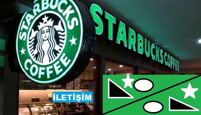 Starbucks İletişim Adresleri - Kurgu Gücü