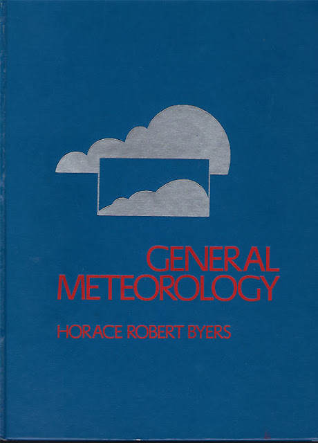 Pretty good introduction to the science of meteorology for physicist wannabes (Source: Horace Byers)