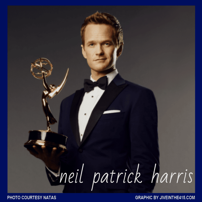 Superstar Emmy host Neil Patrick Harris