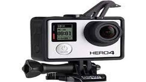 GoPro Hero4 Schwarz