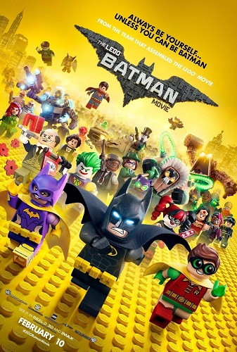 The LEGO Batman Movie (2017) English HDCam x264 700MB