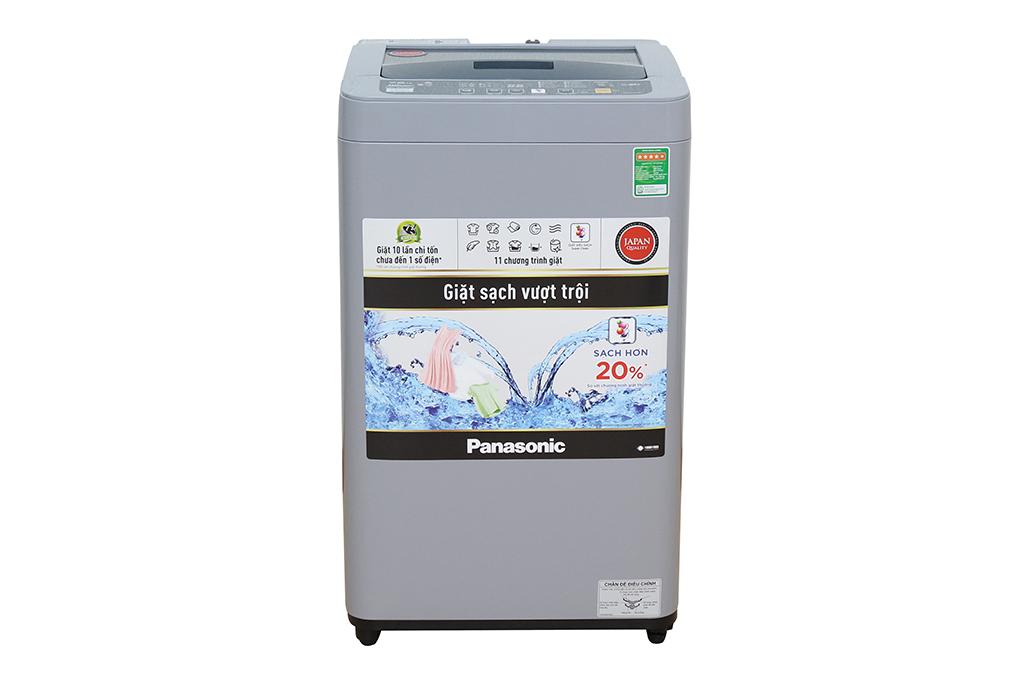 Máy giặt Panasonic 8 kg NA-F80VS9GRV trả góp 0 đồng, 0% tại THE ANH ELECTRIC