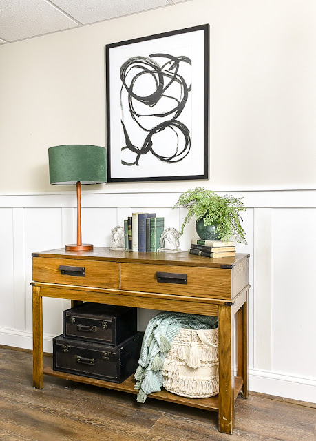 How to style the perfect console or entry table