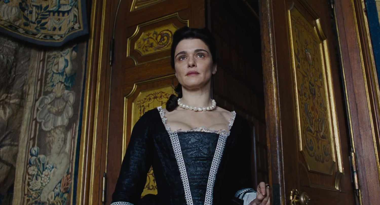 THE FAVOURITE - Rachel Weisz