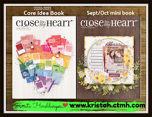 Get a FREE copy of the NEW CORE & Sept/Oct 20 Idea Book  with 1st order placed during these months!