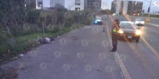 Encuentran  a un hombre muerto en Atizapán