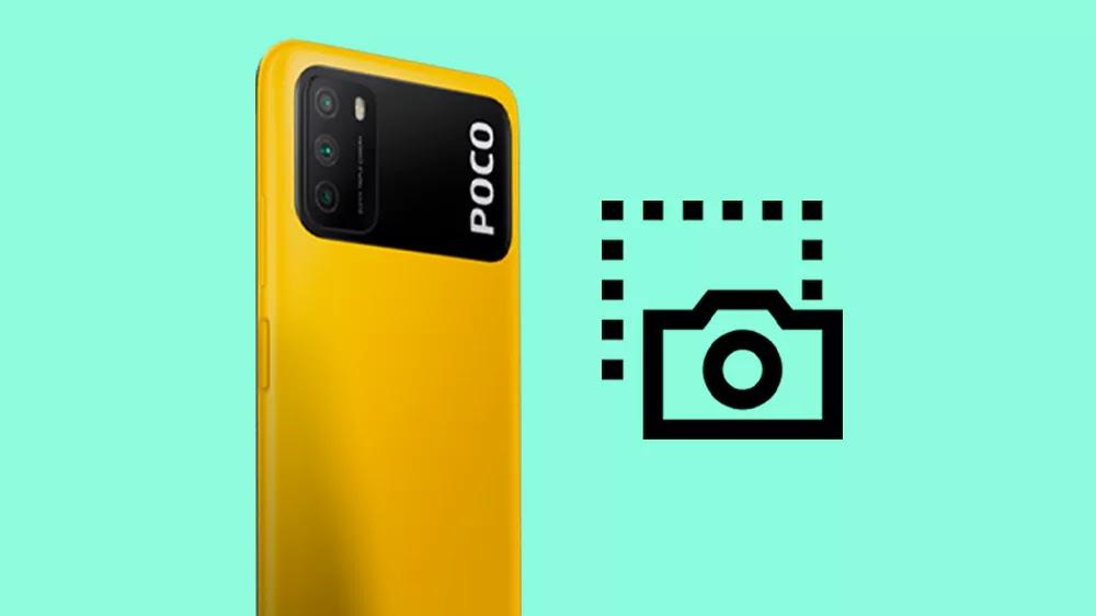 Screenshot Xiaomi Poco M3