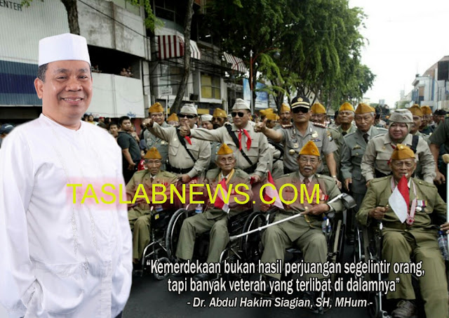 Praktisi hukum dan pendidikan Sumatera Utara, Dr Abdul Hakim Siagian SH MHum.