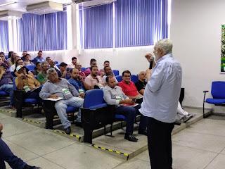Seminário do PB Rural é instalado em Cuité, nesta terça (24)