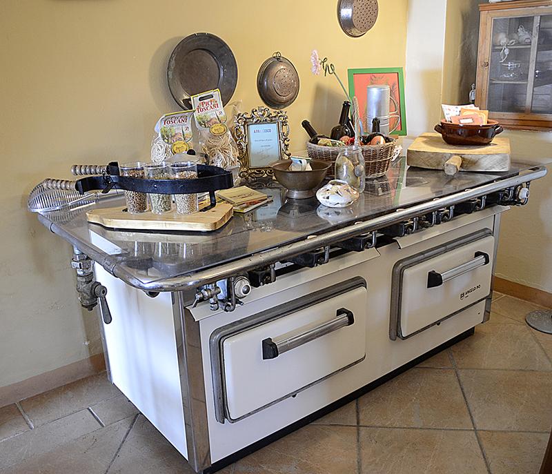 Insalata mista maremma style agriturismo san ottaviano - Cucine americane anni 50 ...