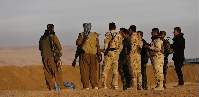 Προς τα πού αποσύρονται οι Κούρδοι της Συρίας;