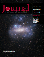 cover of the October 2018 RASC Journal
