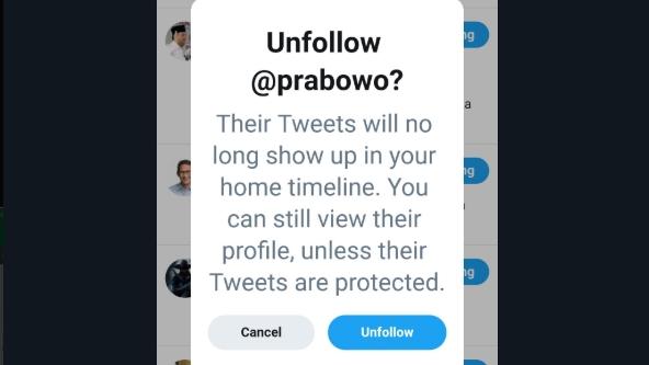 Prabowo Bertemu Jokowi, Pendukung Ngamuk di Twitter