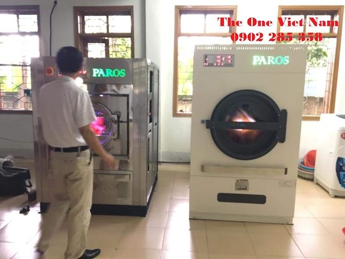 The One ắp đặt máy giặt, sấy Hàn Quốc cho khách sạn tại Sa Pa