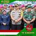Wakili Dandim 0315/Bintan, Kasdim 0315/Bintan Hadiri Gelar Pasukan Pengamanan Tahun Baru 2020 di Kota Tanjungpinang.