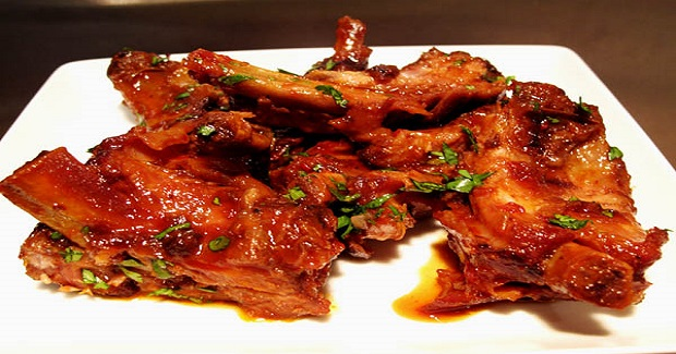 Slow Cooker Sweet And Sour Baby Back Ribs Recipe