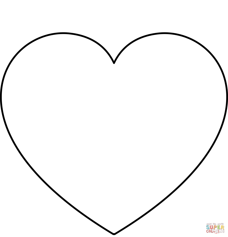Einfach Gebrochenes Herz Malen