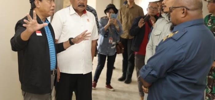 Menpora Optimis Papua Mampu Laksanakan PON Secara Baik