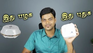 INSTINOU unboxing & Review | Tamil Tech
