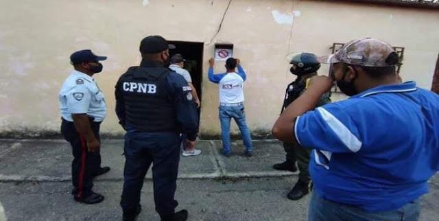 800notiALCALDE MARCA LAS VIVIENDAS CON PACIENTES COVID-19 (+VIDEO)cias