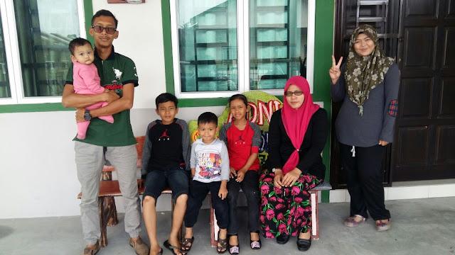 Homestay Seri Manjung Lumut - Sangat Ok, Kemas Selesa || Puan Ita