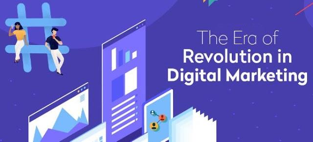 era of revolution digital marketing