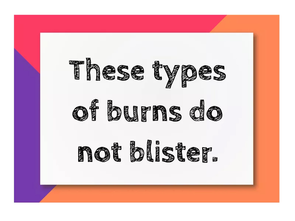 Everything You Should Learn About Burns