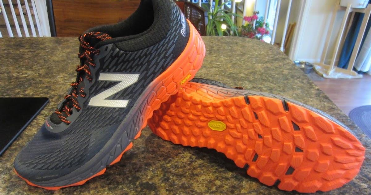Road Trail Run: New Balance Fresh Foam Hierro v2 Stable