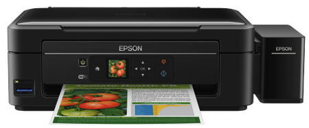 Epson L455 Driver Download - Windows, Mac