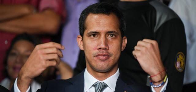 Guaidó: Maduro distrae la atención con tensiones con Colombia
