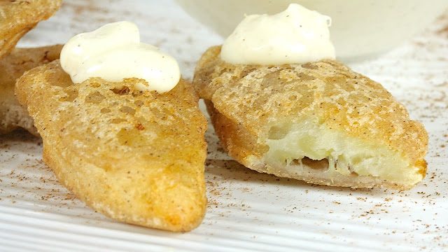 how to make fried banana cheese