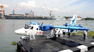 India's first seaplane service launched by PM Modi