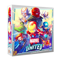 Marvel United Card Game - Board Game Gift Ideas for Kids and Teens