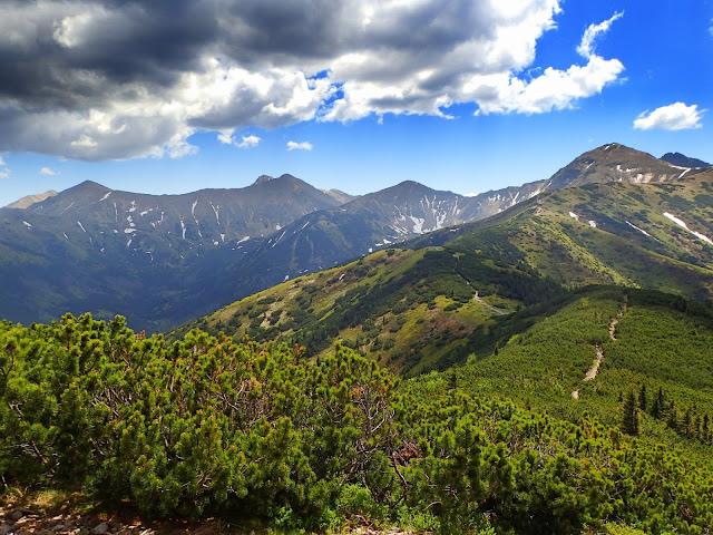 Wiosna w Tatrach Zachodnich