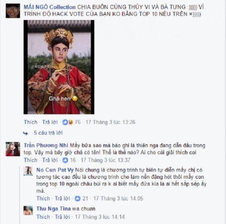 Loại Thúy Vi, Bà Tưng, fan nghi ngờ The Face Online dàn xếp kết quả? - 2