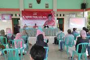 Sosialisasi Empat Pilar MPR RI bersama Komunitas Jas Merah di Desa Sumodikaran, Kec. Dander, Bojonegoro
