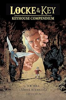 Locke & Key: Keyhouse Compendium - Cover