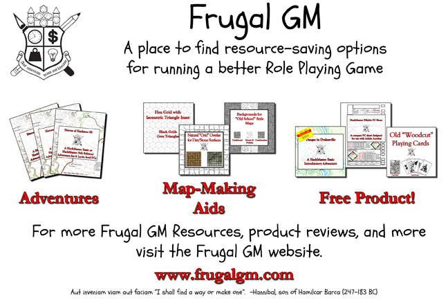 Frugal GM Product Page