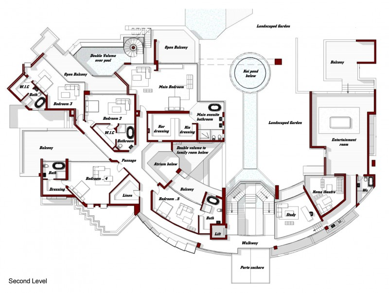 Modern House Plans Designs Za