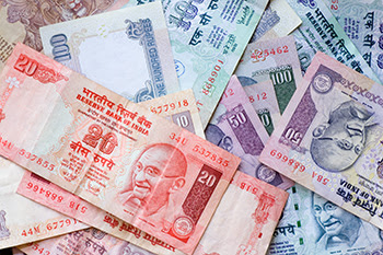 Rupee opens higher by 5 paise at 71.68 against US Dollar