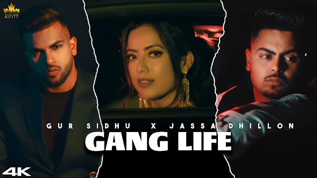 Gang Life Song Lyrics - Gur Sidhu | Jassa Dhillon | New Punjabi Song 2020 | Latest Punjabi Song 2020 Lyrics Planet